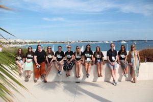 Irish Cannes Young Lions in Creative is Native T-shirts