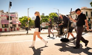 Behind the scenes of Tarantino's Once Upon a Time in Hollywood with Location Manager Rick Schuler