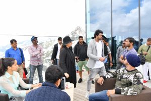 Action thriller SAAHO solidifies Bollywood's love for Austrian locations