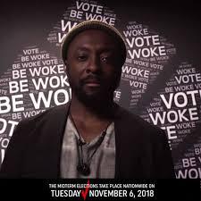 Be Woke. Vote