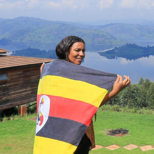 On location in Uganda with Lilly Ajarova – Chief Executive Officer of the Uganda Tourism Board