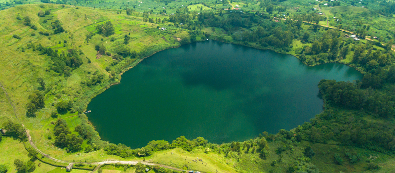 Nyabikere Crater Lake