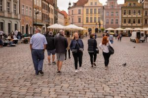 Location Scouting in Poland; Poznan and Warsaw