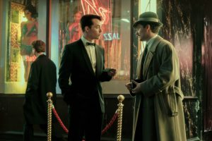 Batman prequel Pennyworth filmed on location in London