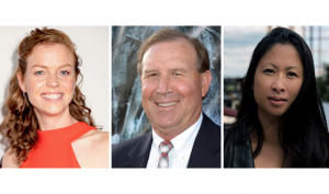 The Location Guide's Clara Le joins Claire Scanlon, Duncan Henderson, Regina King, Holland Taylor and Joe Mantegna to present at the 6th annual LMGI Awards