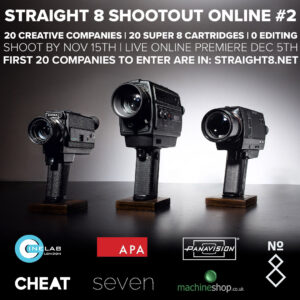 straight 8 shootout online #2 calls for entries and announces new partners