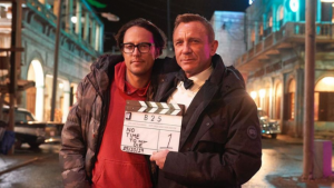 No Time to Die wraps filming after global shoot