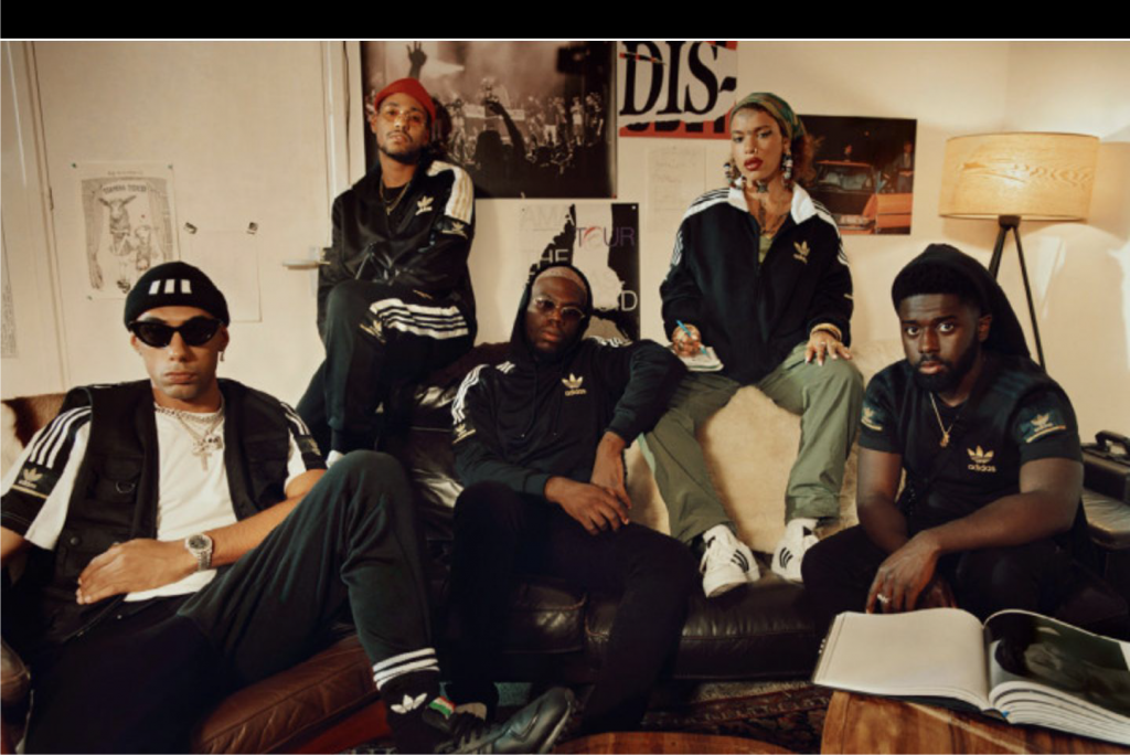 Denso inundar candidato  Foot Locker and Adidas Originals tap into hip-hop culture in five European  cities » The Location Guide