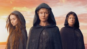 Britbox exclusive Lambs of God filmed in Tasmania, the Blue Mountains and Sydney