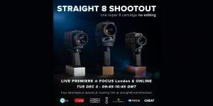 straight 8 shootout online announces line-up and details of FOCUS premier