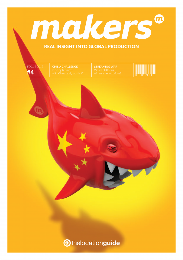 makers #4 - Real Insight Into Global Production