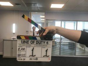 Line of Duty series six begins filming in Belfast