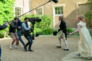 Colourful Emma adaptation filmed on location in an East Sussex manor house