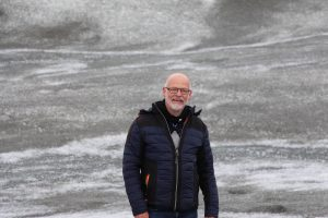 On location in Greenland with Klaus Georg Hansen, Chairman of Film.GL – The Film Industry Association of Greenland
