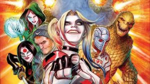 James Gunn's The Suicide Squad wraps filming