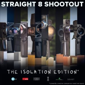 straight 8 shootout announce 'the isolation edition'