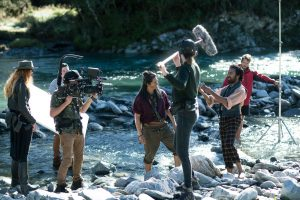Set on the wild South Island, Period drama The Luminaries shot entirely in  New Zealand