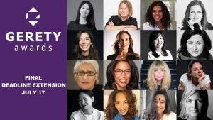 The Gerety Awards Final Deadline Fast Approaches
