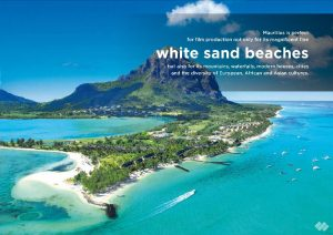 Advertorial: 40% FILM INCENTIVE in MAURITIUS ABOVE & BELOW the LINE with no CAP