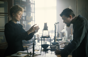 Marie Curie biopic RADIOACTIVE filmed in Hungary and Spain