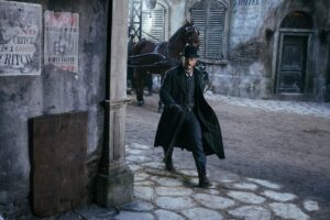 Production wraps on Carnival Row season two in the Czech Republic