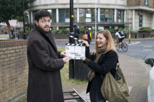 BBC Four part thriller Strike - Lethal White filmed in over fifty locations