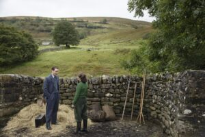 North Yorkshire town takes on starring role in All Creatures Great and Small