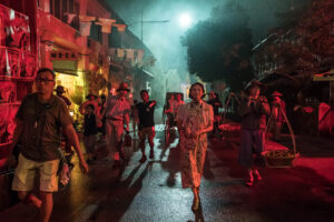 The Singapore Grip filmed entirely on location in South East Asia