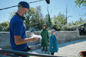 Roald & Beatrix wraps filming in Wales