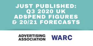 UK Ad Spend to Recover Faster Than Expected in 2021