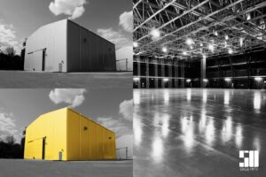 Stage Fifty developing three UK film studio sites creating over 300,000 square feet of production ready stage space