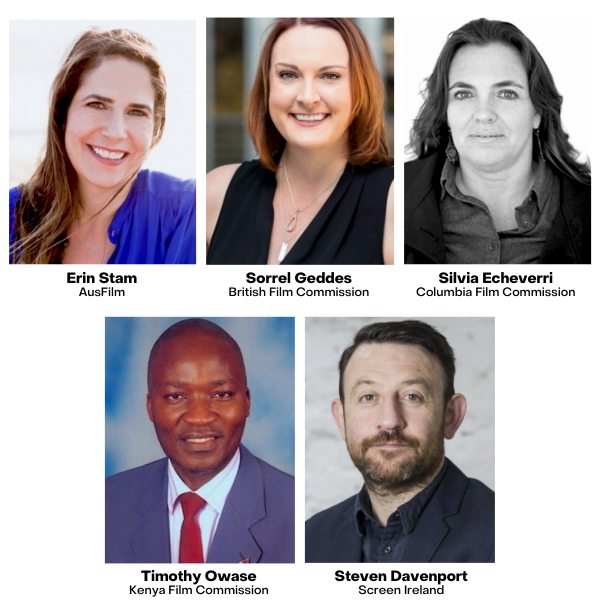 AFCI newly-elected board members 2021
