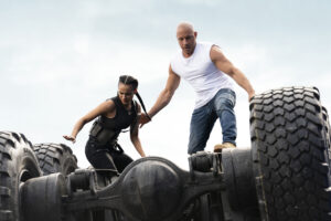 Justin Lin brings Fast and Furious 9 action to Edinburgh, Scotland and Tblisi, Georgia
