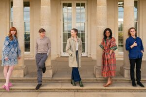 Bristol welcomes four major new BBC and ITV dramas