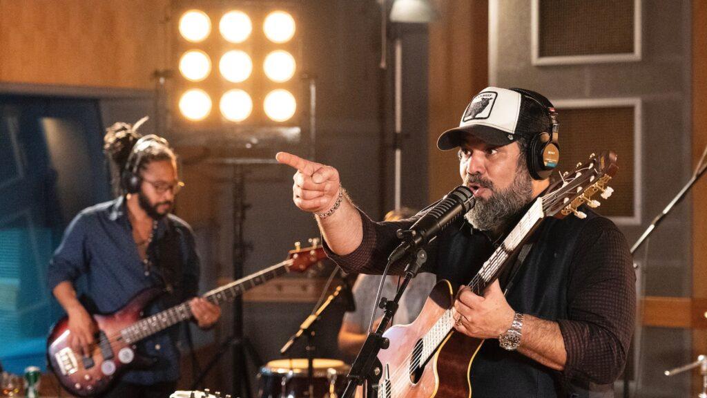 Ray Fernandez Live Recording
