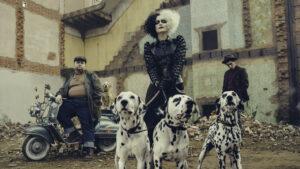 London stars in punk-era inspired Cruella