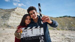 His Dark Materials series three begins filming