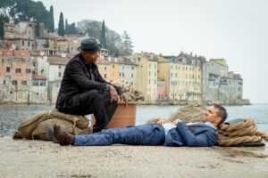 Croatian port cities hosted stunt sequences for The Hitman's Wife's Bodyguard