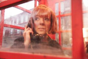 ITV's No Return begins European Shoot