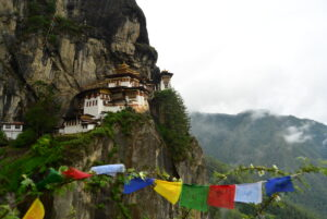 Filming in the pursuit of gross national happiness in Bhutan with Tenzin Gyeltshen of the Bhutan National Film Commission