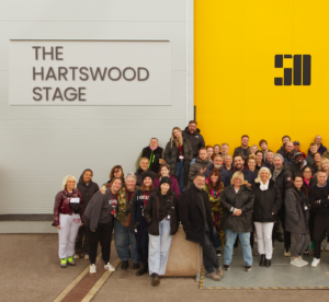 Stage Fifty's Farnborough Film Studios unveil new Hartswood Stage
